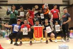 【精彩花絮】betway体育注册西汉姆第二届教练体能大赛圆满结束 — 谁是最强者!
