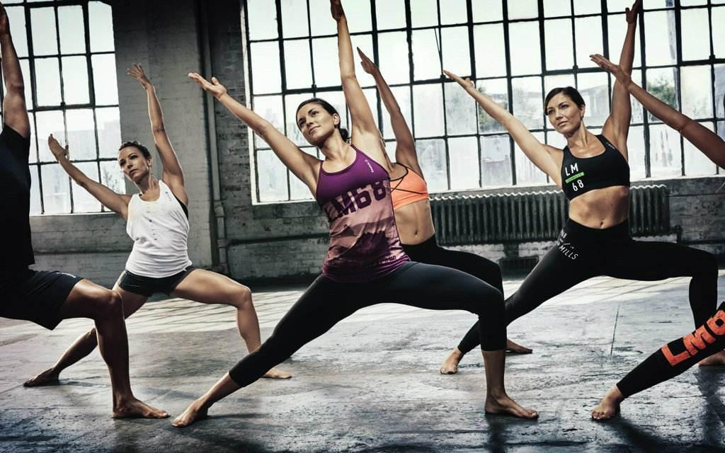 """有氧舞蹈公开课激情来袭,这年头谁还不蹦个""""养生迪""""?"""
