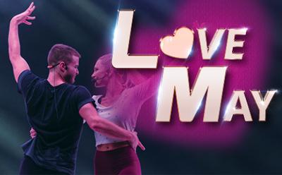"""莱美 LOVE MAY ,仅此一次的""""特别版""""课程!"""
